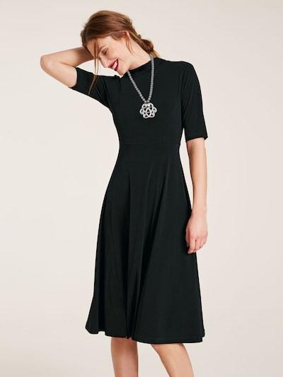 heine Jerseykleid in oliv, Modelansicht