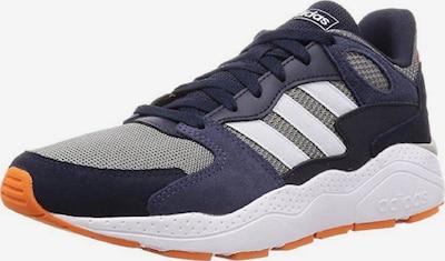 ADIDAS ORIGINALS Sneaker in grau / orange / schwarz / weiß: Frontalansicht