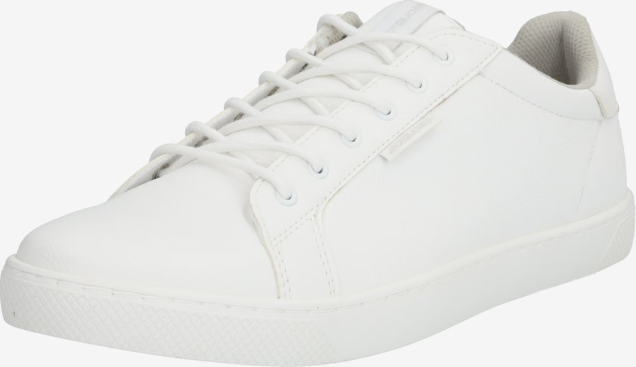 JACK & JONES Sneaker in weiß, Produktansicht