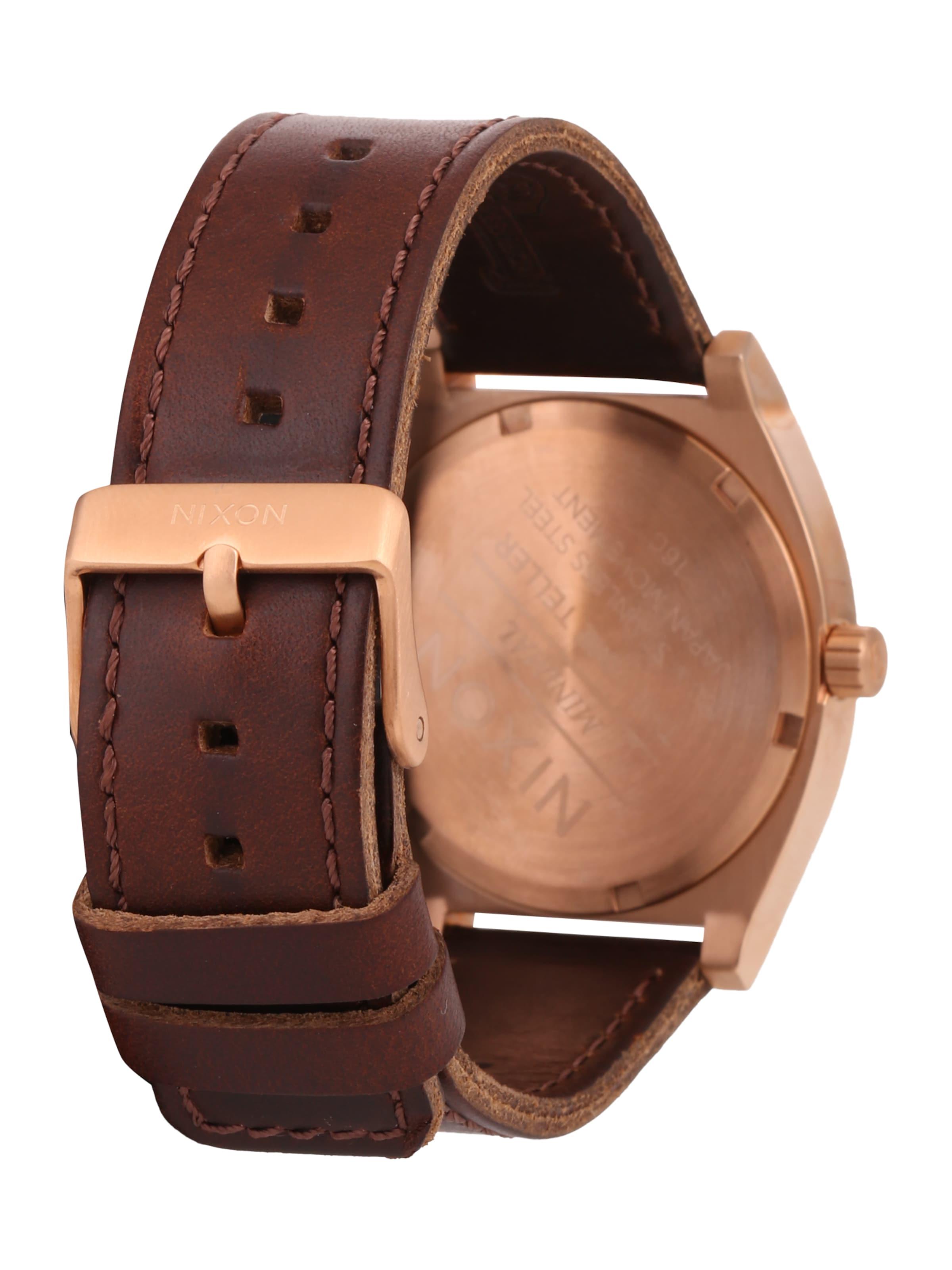 Nixon Armbanduhr 'Time Teller' (Gehäuse: 31mm) Günstig Online Kaufen iWfzjeNrF