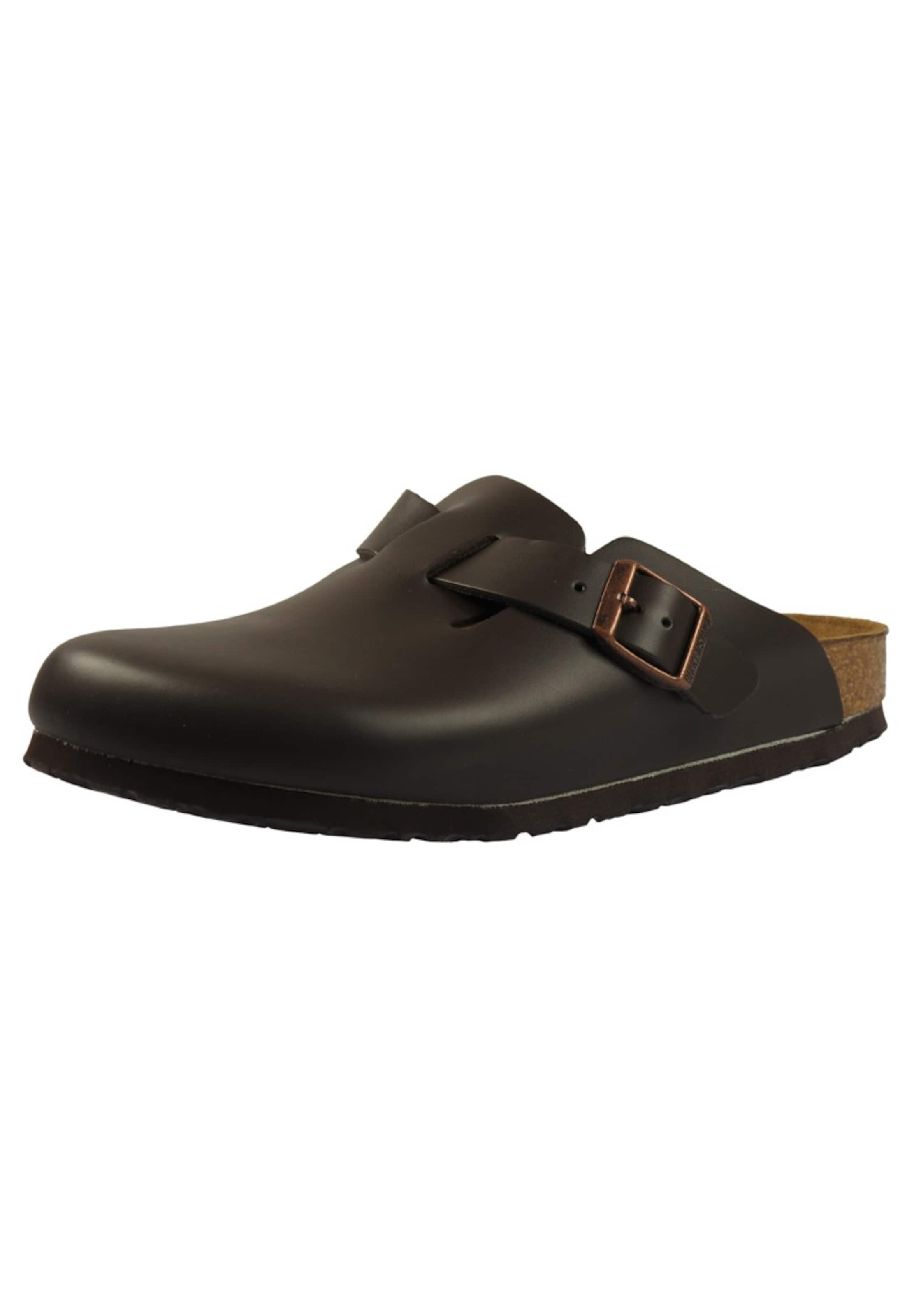 Clogs 'boston' Braun Birkenstock Birkenstock In Clogs DH2ebE9IYW