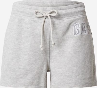 GAP Pantalon en gris clair / gris chiné, Vue avec produit