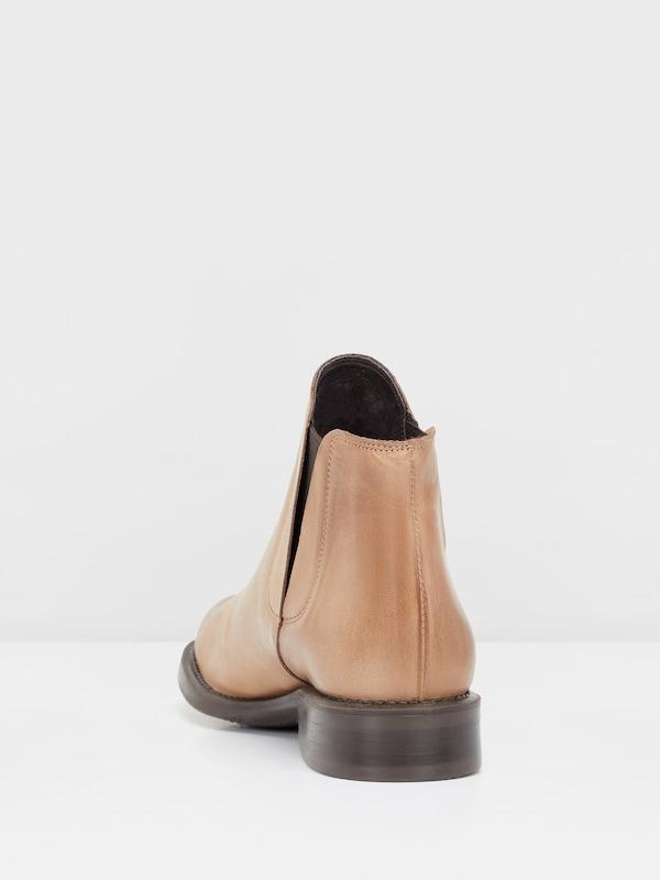 Bianco V-Split-Stiefel