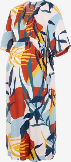 MAMALICIOUS Jurk in de kleur Gemengde kleuren / Wit, Productweergave