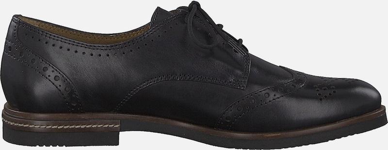En Tamaris Lacets Chaussure À Noir lF1JKc