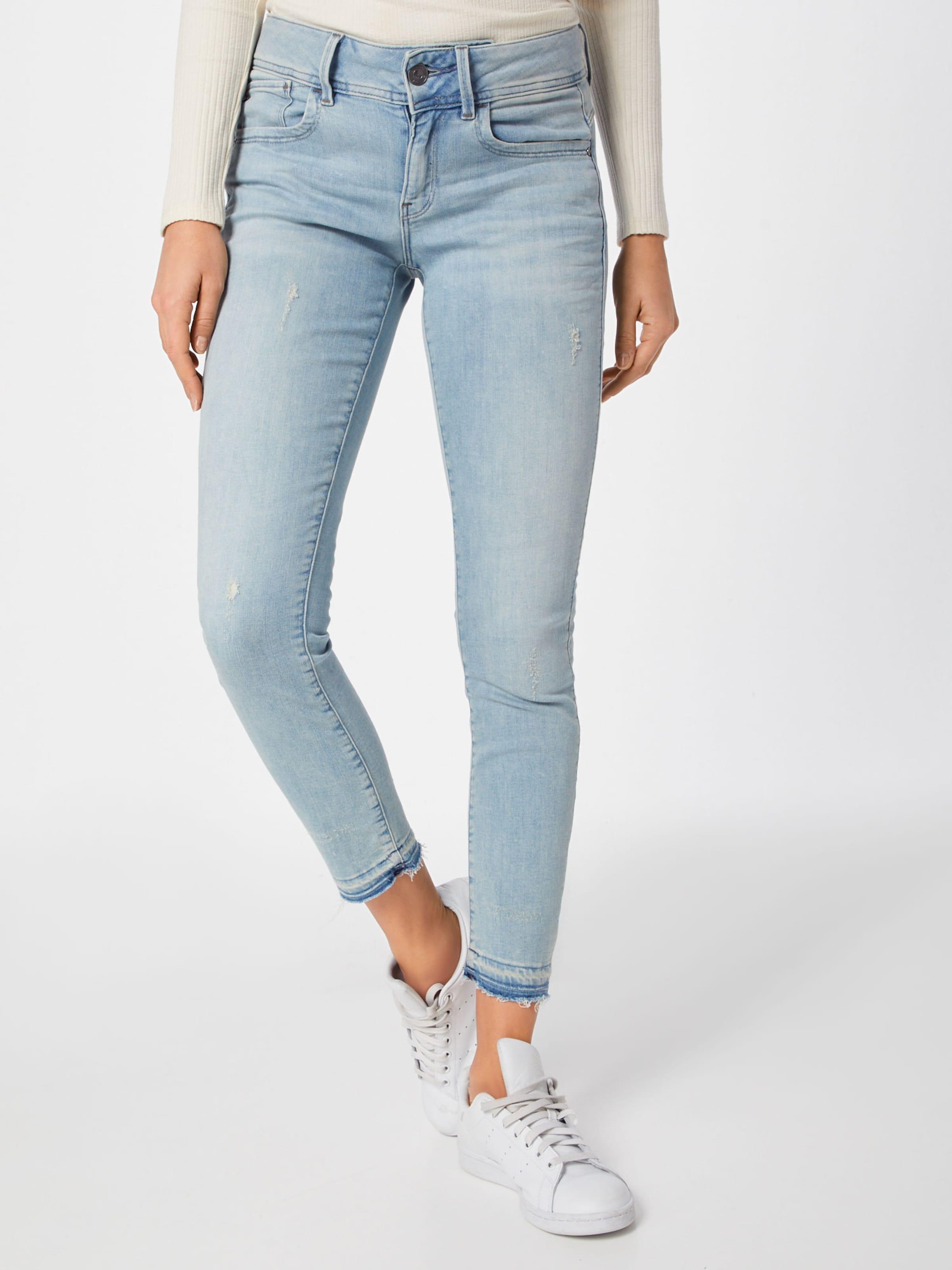 Blauw G In 'lynn' Raw Jeans star IH2eY9WED