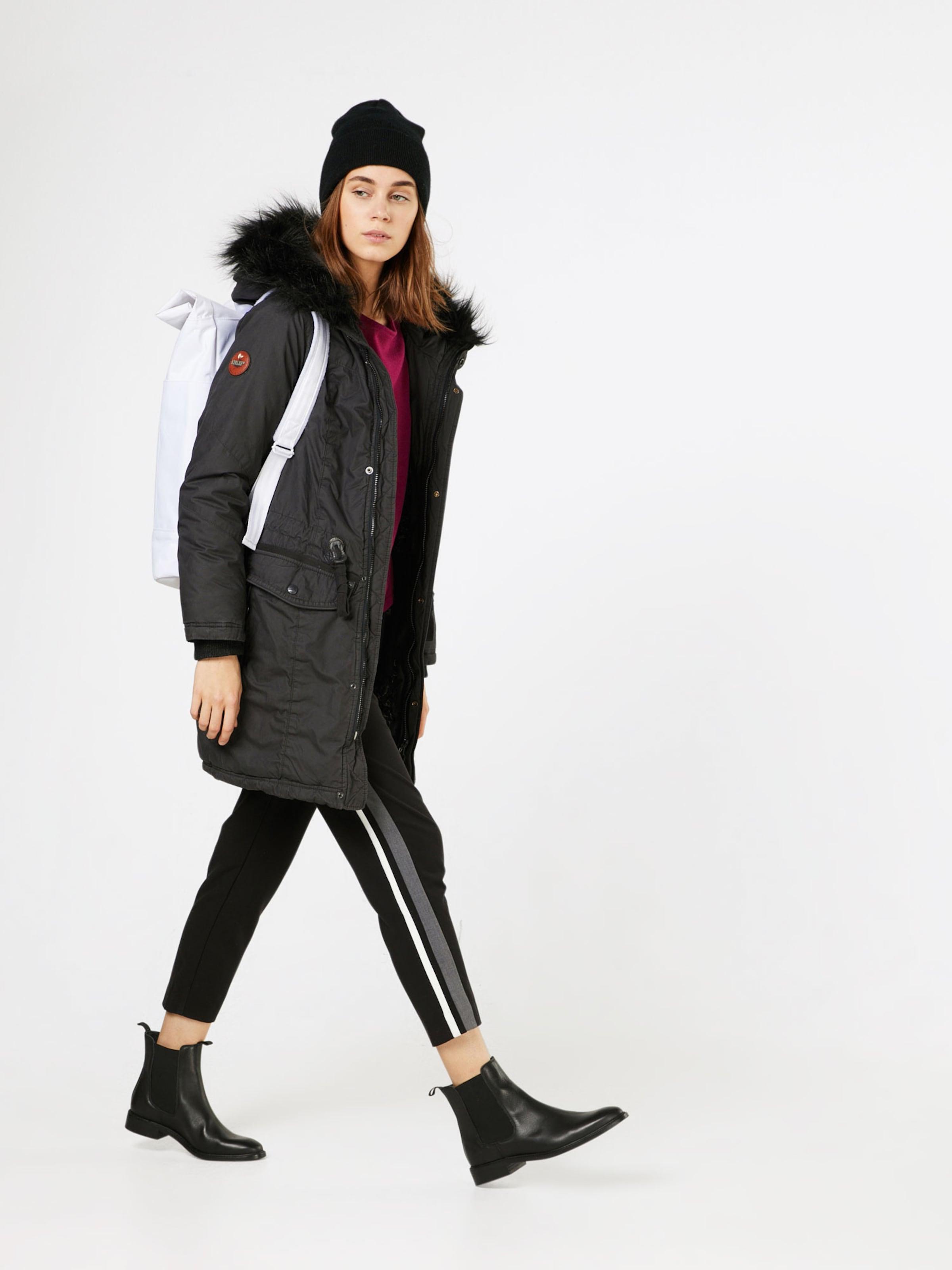 khujo Wintermantel 'ANASTINA' Sneakernews Zum Verkauf IghDZ
