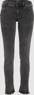 SCOTCH & SODA Jeans 'La Parisienne' in Grey denim