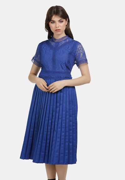 MYMO Kleid 'Rocks' in blau, Modelansicht