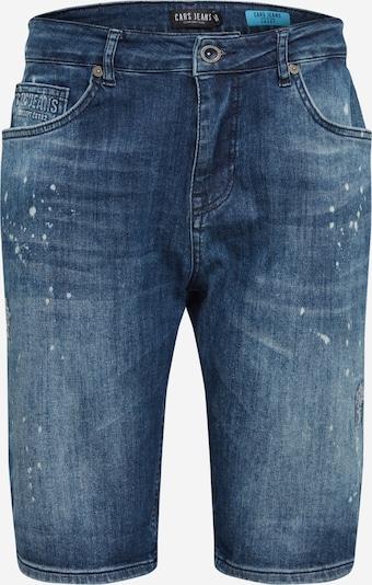 Cars Jeans Džinsi 'BARIS' pieejami zils džinss, Preces skats