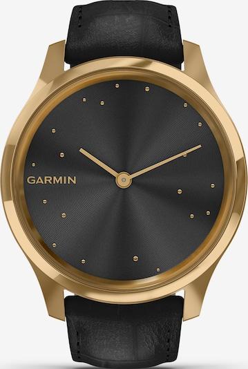 GARMIN Uhr in gold / schwarz, Produktansicht