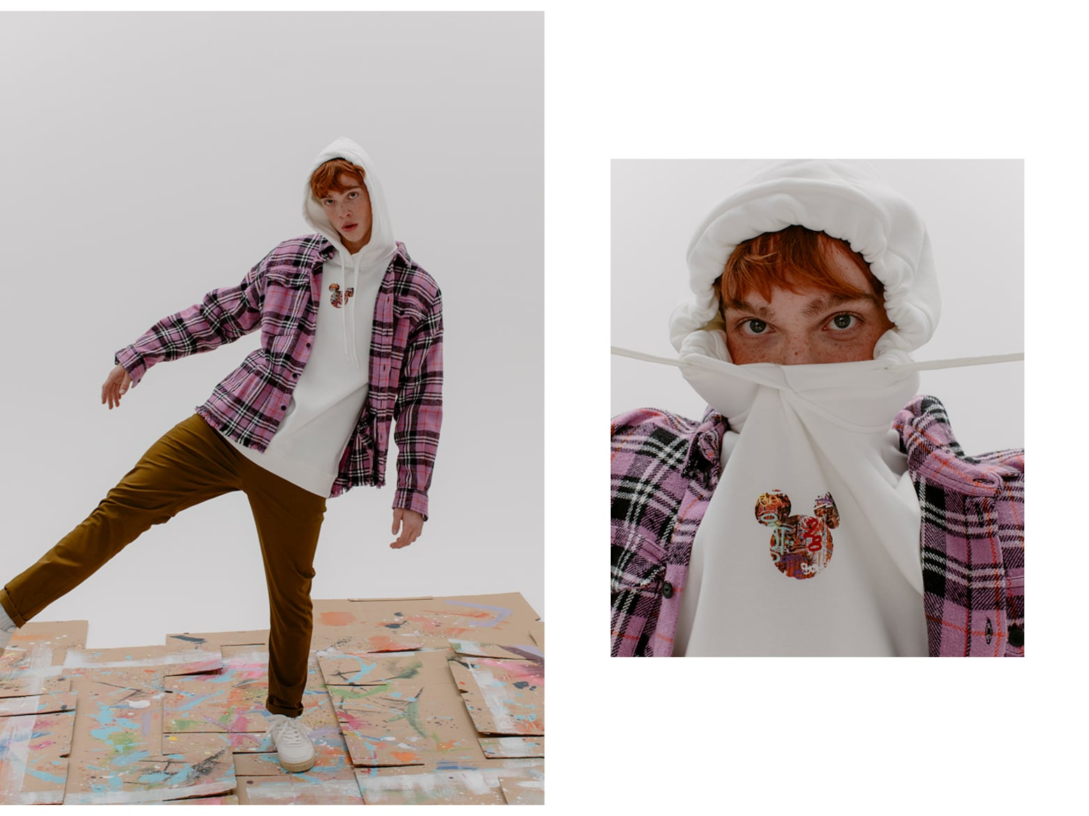 Anton for Disney Collection by ABOUT YOU - Urban Disney Look