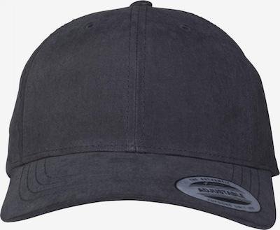 Flexfit Cap 'Ethno Strap' in schwarz: Frontalansicht