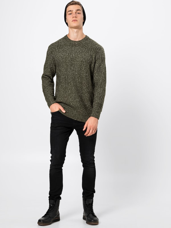 Oliv Pepe Pullover Jeans Pullover Pullover 'hoxton' 'hoxton' Pepe Jeans Jeans Oliv 'hoxton' Pepe qUwgSxgY