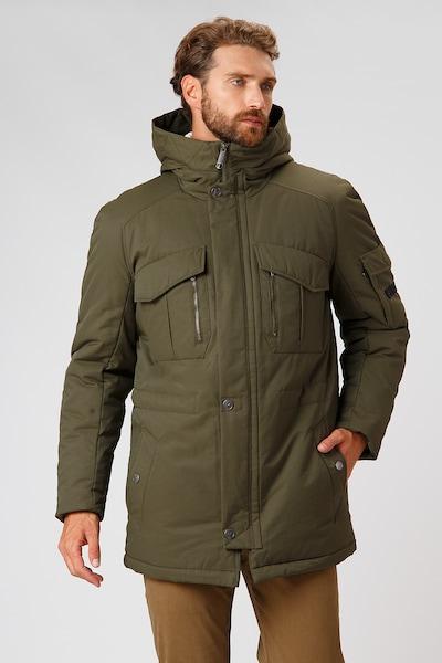 Finn Flare Jacke in khaki: Frontalansicht