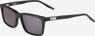 PUMA Sonnenbrille 'PJ0040S' in grau / schwarz, Produktansicht