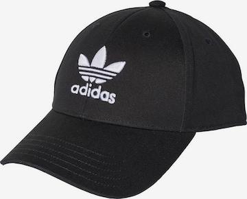 ADIDAS ORIGINALS Cap in Black