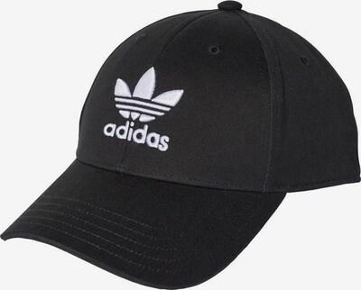 ADIDAS ORIGINALS Nokamüts must / valge, Tootevaade
