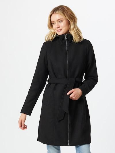 OBJECT Mantel 'Karin' in schwarz, Modelansicht