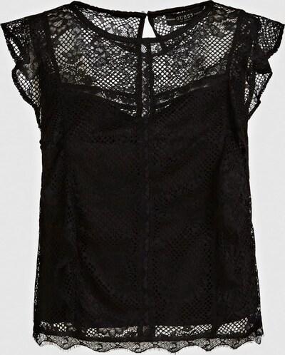 GUESS Top 'Shralene' in schwarz, Produktansicht