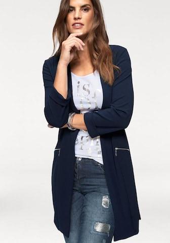 LAURA SCOTT Blazer in Blue