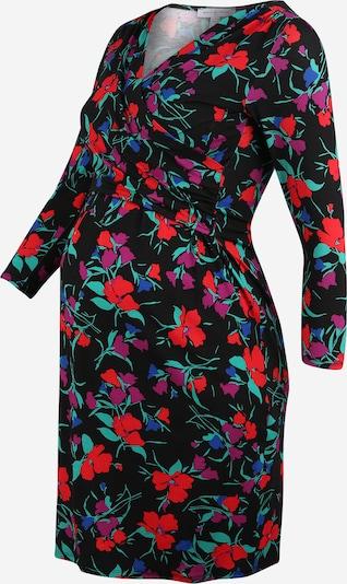 Envie de Fraise Kleid 'Divine' in türkis / feuerrot / schwarz, Produktansicht