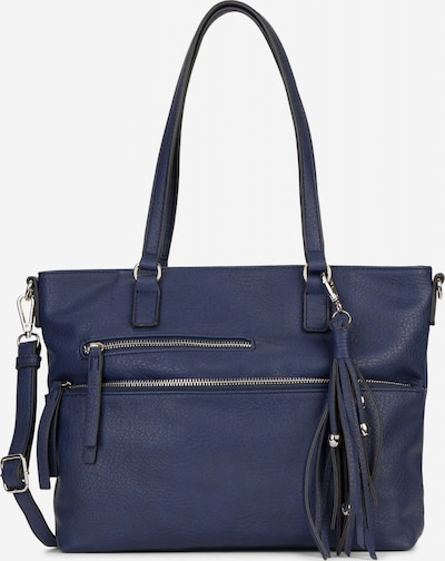 TAMARIS Tasche 'Adele' in blau, Produktansicht