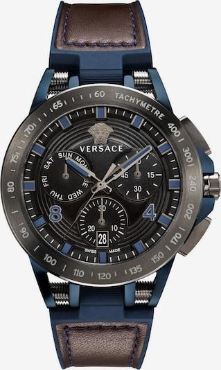 VERSACE Chronograph 'SPORT TECH, VERB00218' in dunkelblau / braun, Produktansicht