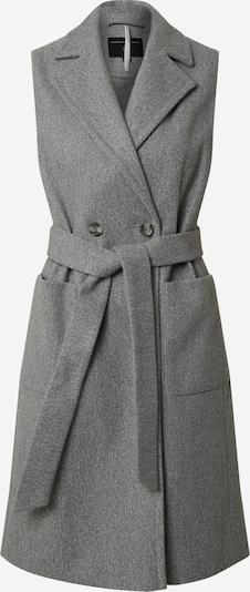 Dorothy Perkins Ceļotāju mētelis 'Sleeveless Wrap Coat' pieejami pelēks, Preces skats