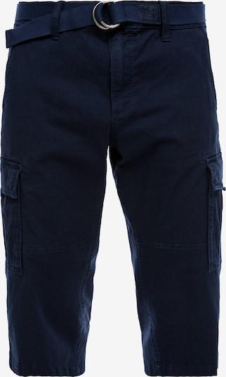s.Oliver Shorts in dunkelblau, Produktansicht