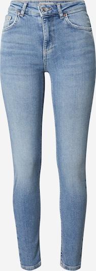 Gina Tricot Džínsy 'Hedda' - modrá denim: Pohľad spredu
