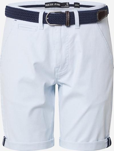 INDICODE JEANS Pantalon chino 'Dignum' en bleu, Vue avec produit