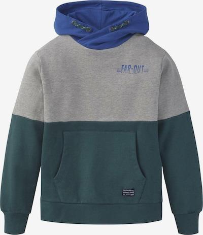 TOM TAILOR Strick & Sweatshirts Hoodie im Colorblock-Stil in mischfarben, Produktansicht