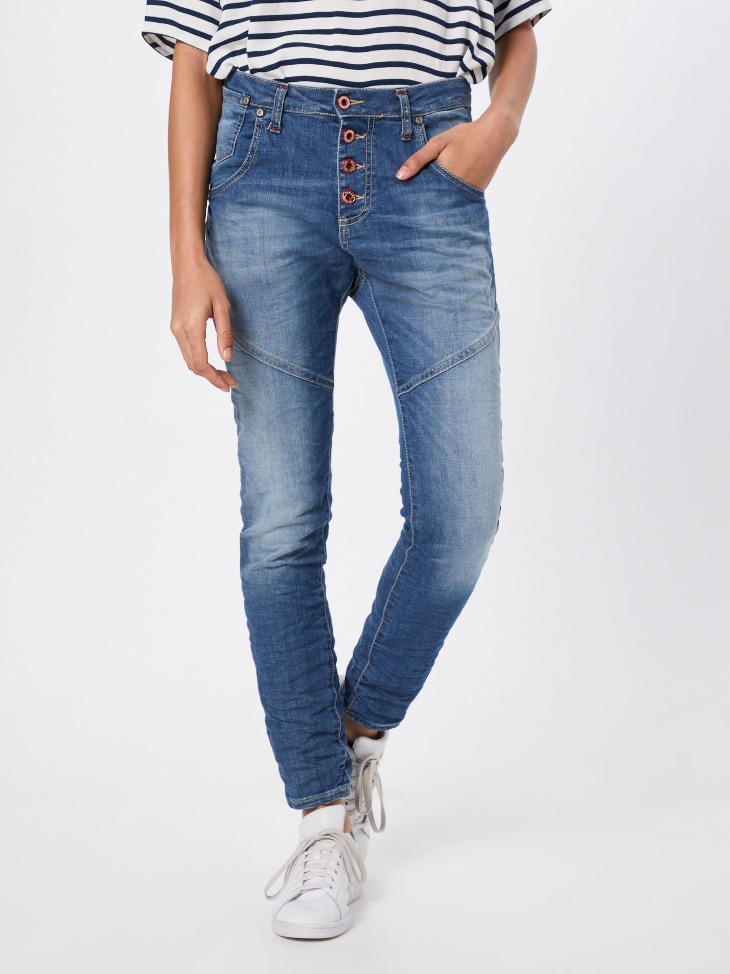 'trousers' In Please Blue Jeans Denim 7gf6yb