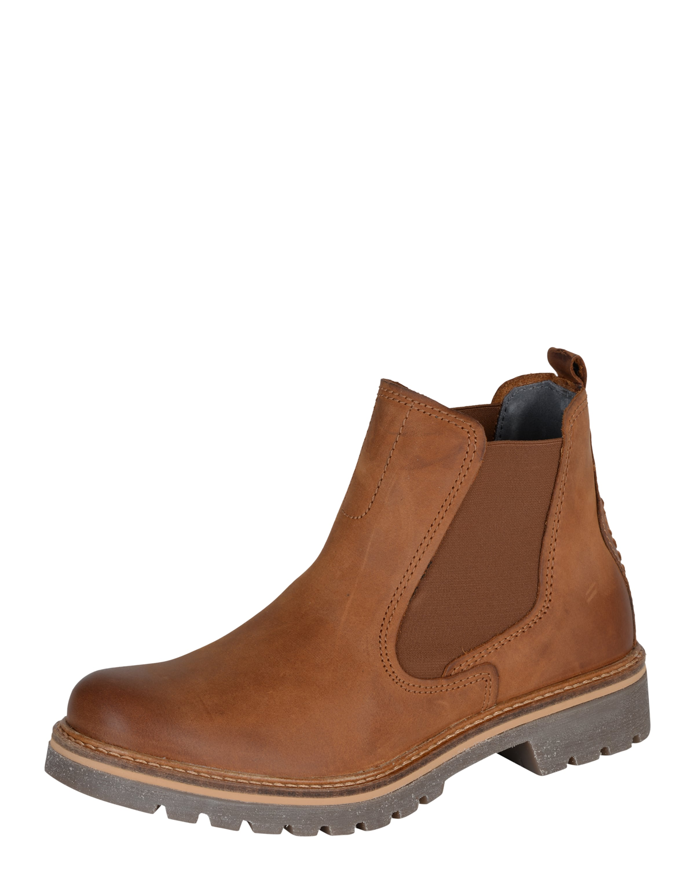 CAMEL ACTIVE Chelsea Stiefel 'Canberra' in braun