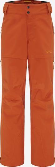 PYUA Pantalon de sport en orange, Vue avec produit