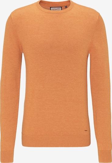 Petrol Industries Pullover in orange, Produktansicht
