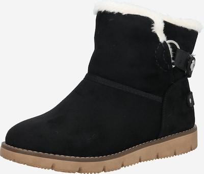 TOM TAILOR Škornji za v sneg | črna barva, Prikaz izdelka