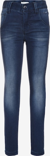 NAME IT Jeggings in blue denim: Frontalansicht