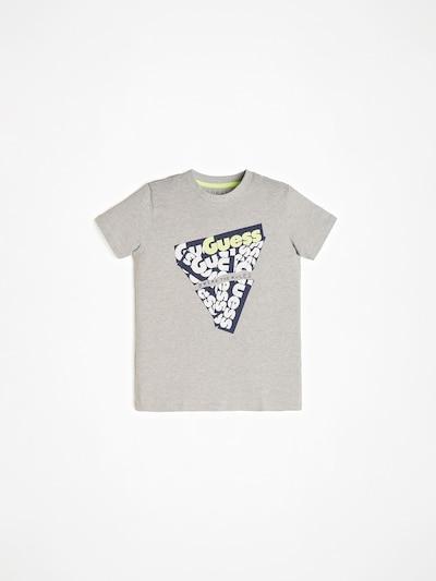 GUESS KIDS T-Shirt in dunkelblau / grau, Produktansicht