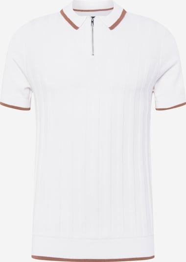 BURTON MENSWEAR LONDON Shirt in offwhite, Produktansicht