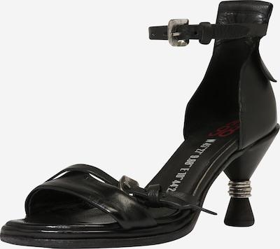 A.S.98 Sandalette 'SOUND' in schwarz, Produktansicht