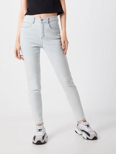 DRYKORN Jeans 'WET' in hellblau, Modelansicht