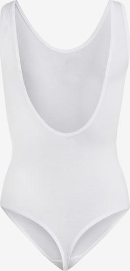Apatiniai marškinėliai iš - CONTRAER - , spalva - balta: Vaizdas iš galinės pusės