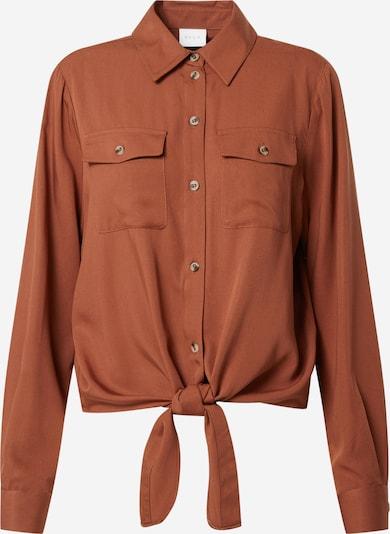 Bluză 'MOROSE' VILA pe roșu orange, Vizualizare produs