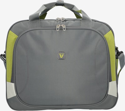 Roncato Travel Bag in Grey / Taupe / Light green / White, Item view