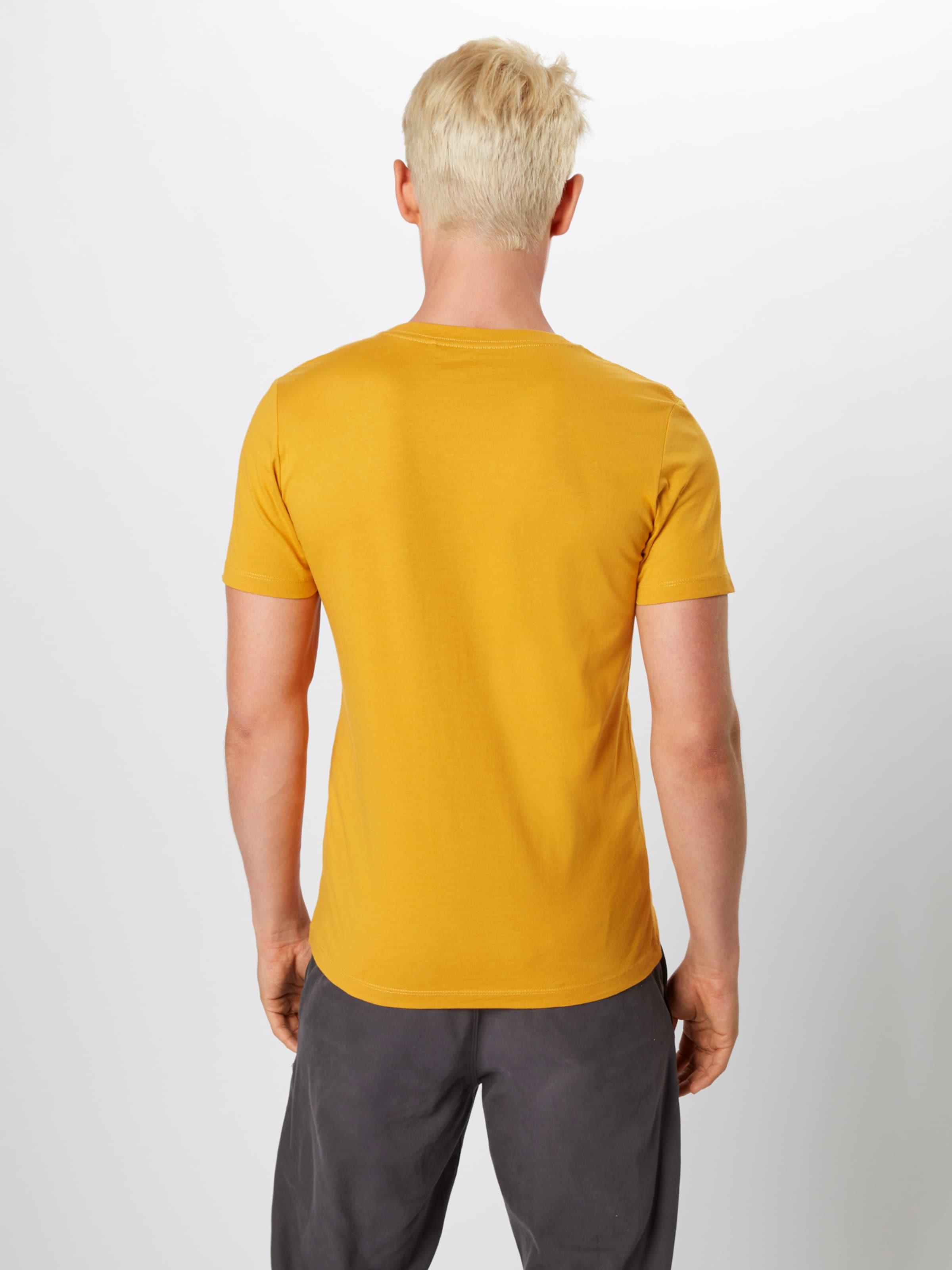 shirt In Red oliver Label T S MischfarbenOrange nP80wkOX