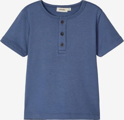 NAME IT T-Shirt 'Geo' in taubenblau, Produktansicht