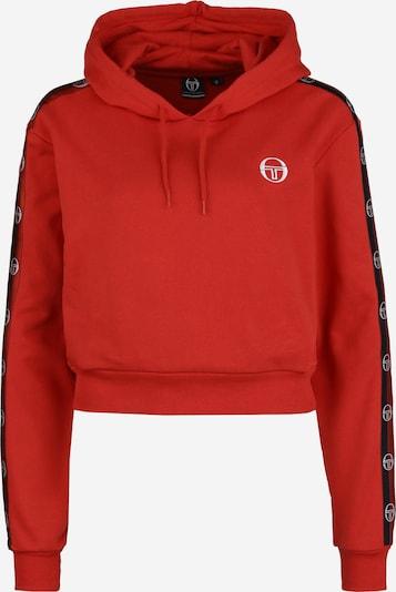 Sergio Tacchini Sweatshirt in rot, Produktansicht