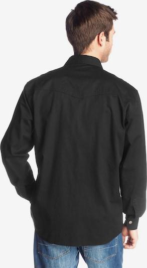 ARIZONA Hemd in schwarz, Produktansicht